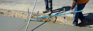 Външни бетонови настилки