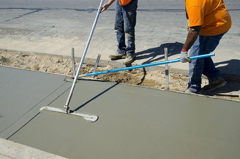 Бетон настилка купить пластификатор для бетона в леруа мерлен тольятти